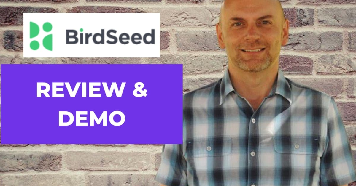 BirdSeed review and demo