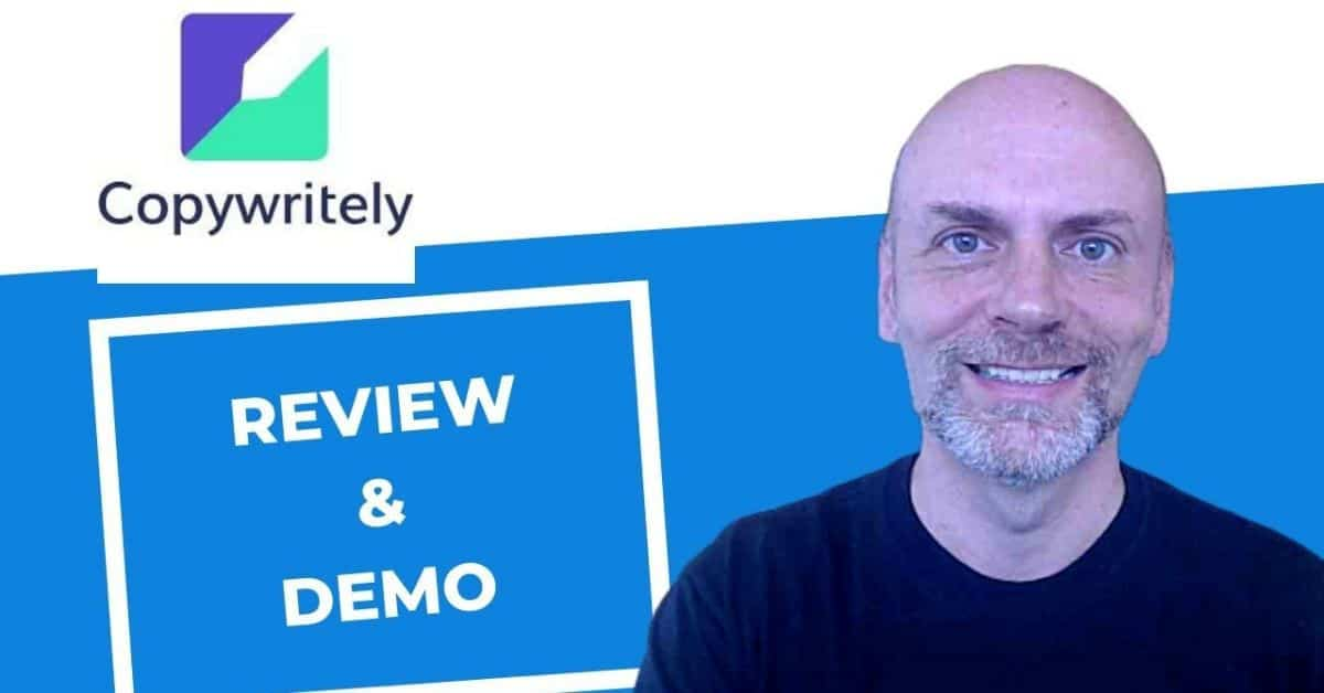copywritely review and demo