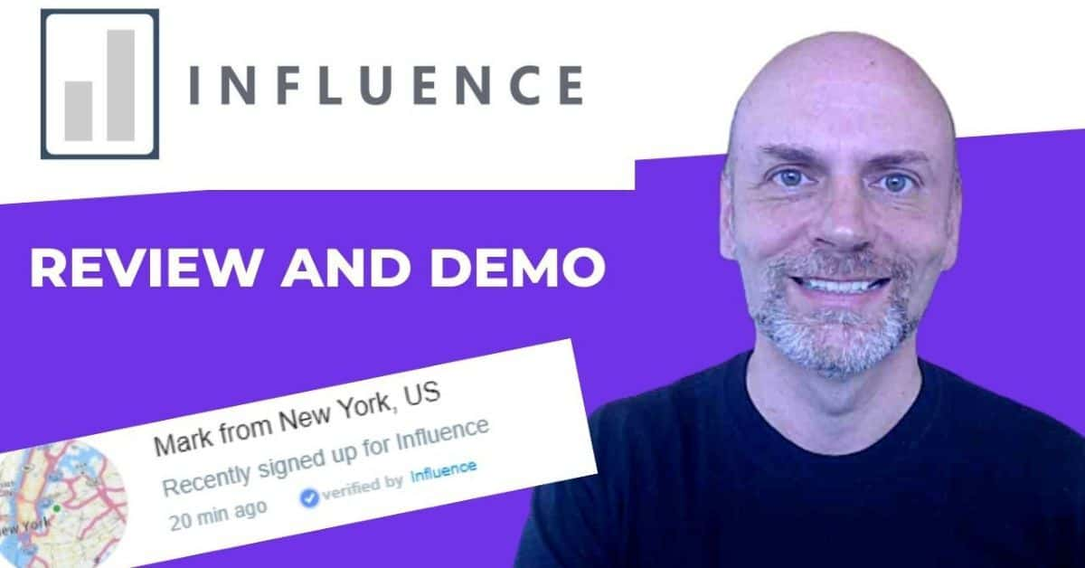 influence review and demo