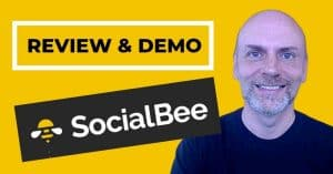 SocialBee Review and Demo