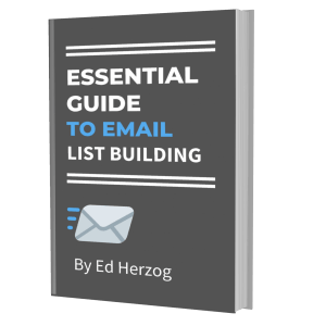 email list building guide