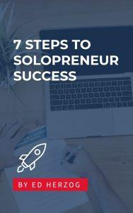 / Steps to Solopreneur Success